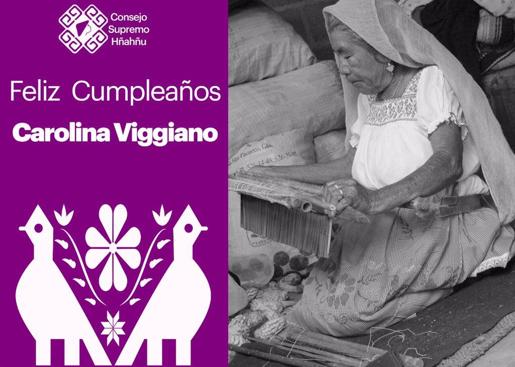 Feliz cumpleaños @caroviggiano https://t.co/OGo7080abk