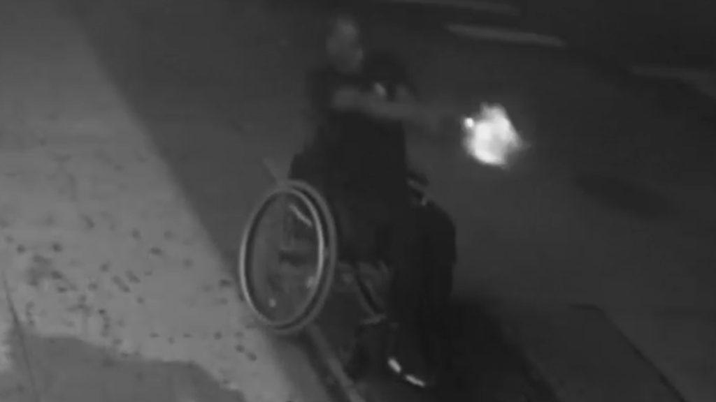 WATCH: Gunman In Wheelchair Opens Fire In Harlem  https://t.co/n5gwdba298 https://t.co/D7kNcub3Lx