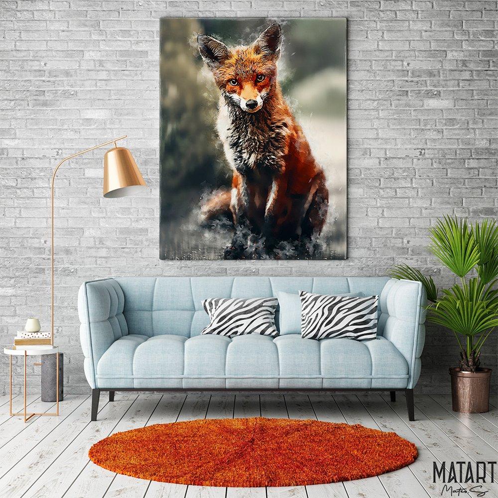 Buy 1-3 Posters get 25% OFF 4+ get 33% OFF Use code: SUMMER Ends: Monday Fox https://t.co/NsfUGUZLvS  #fox #animals #nature #poster #wallart #homedecor #home #decor #decoracion #homestyling #livingroom #livingroomdecor #art #artist #sale #artsale #artforsale https://t.co/ZeioTA7I9a