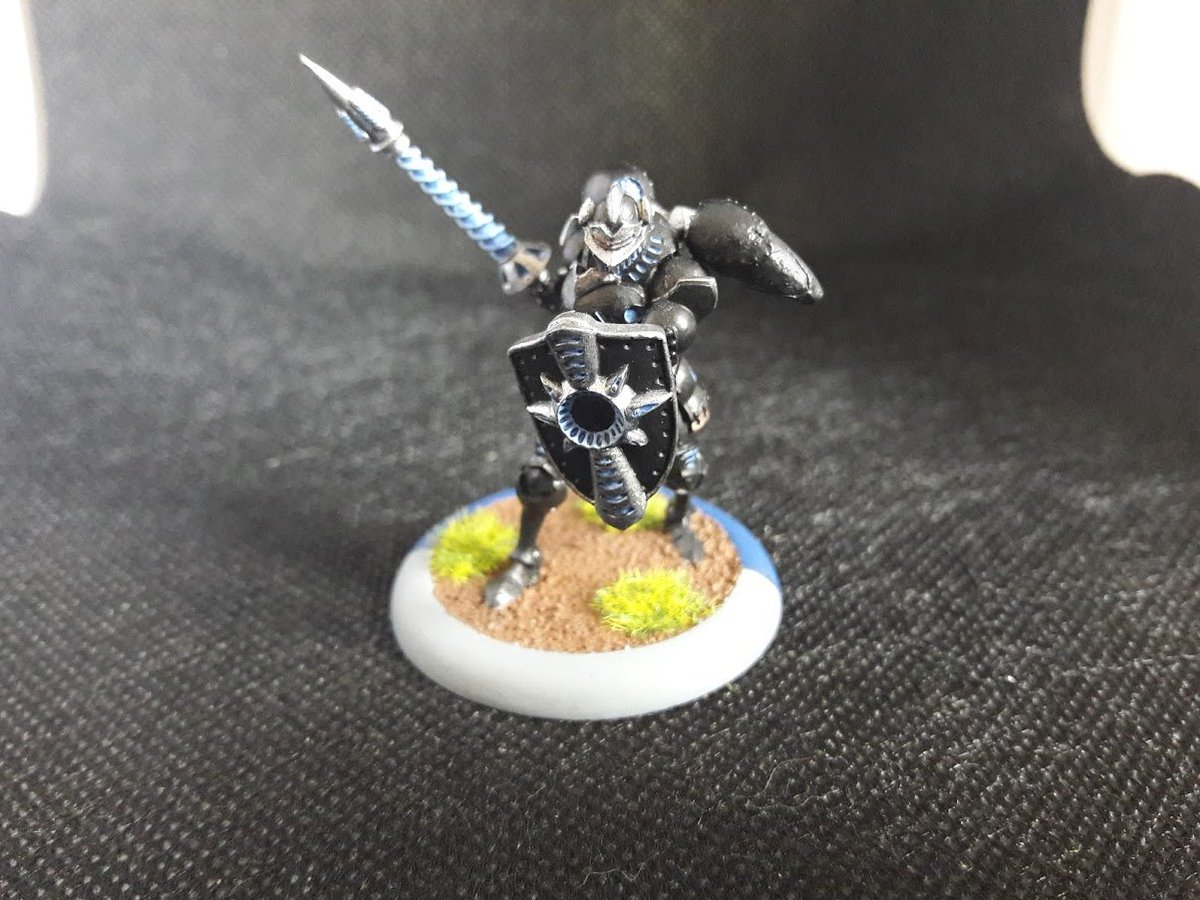 privateerpress: RT LuckGod84: Painted Sir Dreyfus for my #Cygnar & #RiotQuest by privateerpress & wnhungerford #Warmongers #miniaturemonday #Warmachine  https://t.co/cAtM2FJwT2 https://t.co/vorOdy45yR