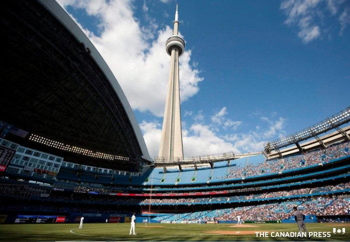 Summer training camp kicks off in Toronto for shorthanded Blue Jays - my story: https://t.co/EFIUnigWi9 https://t.co/ZZhFKTQ5YO