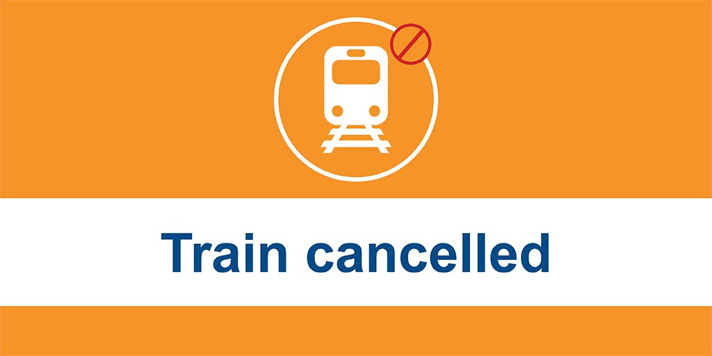 The 9.02am Park Road to Central train has been cancelled from Park Road to Roma Street and we are awaiting further details. The next Park Road to Roma Street train will depart Park Road station at 9.09am. https://t.co/J9fWBTmAsv #TLAlert #TLAirportline https://t.co/Wn6s5y2U6Y
