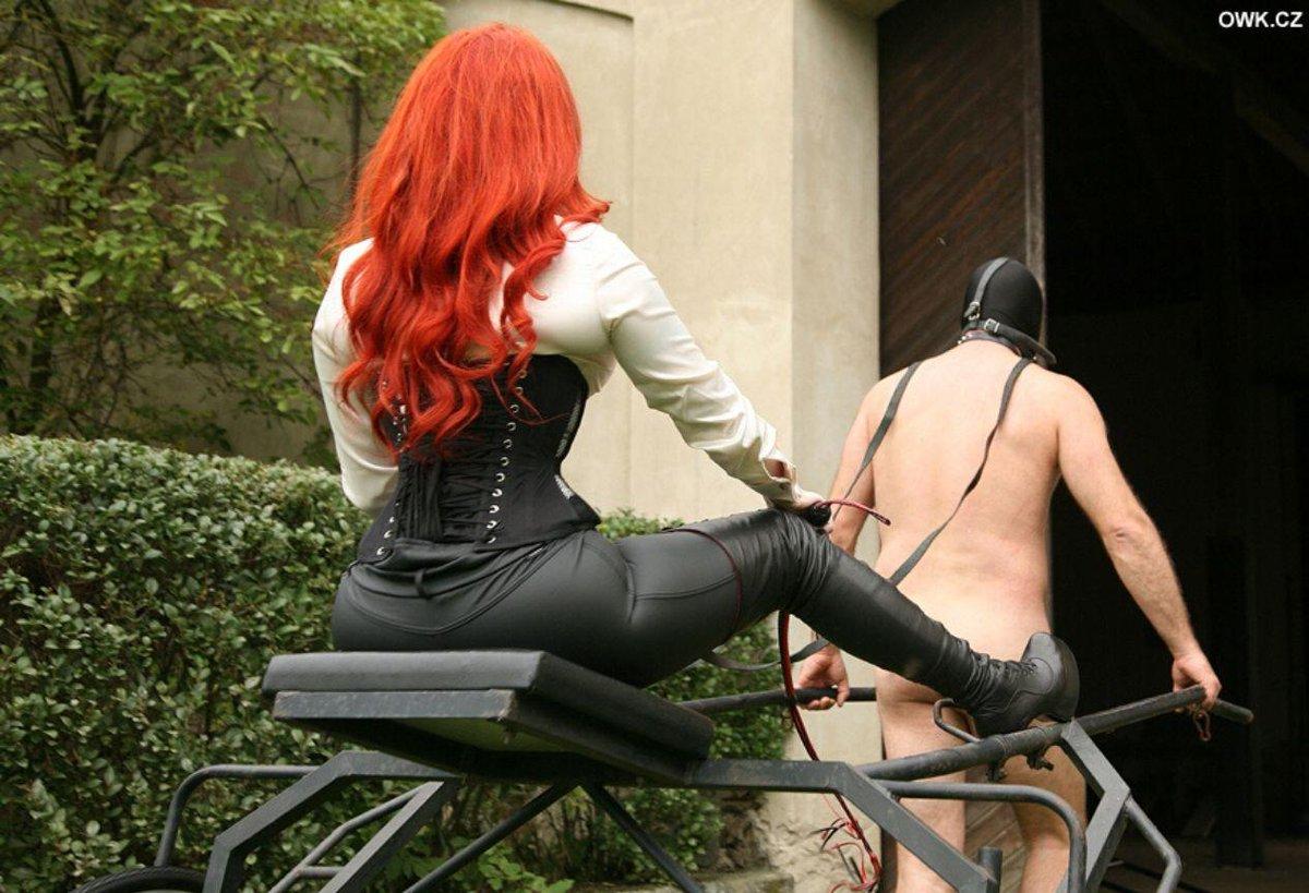Threesome Femdom Ponyplay On Gotporn
