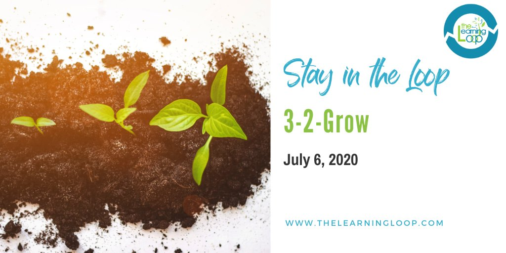📣 Stay in the Loop 🍃3-2-Grow📰 - https://t.co/yZMQmcOPpk  ✏️ Sign up here for weekly inspiration: https://t.co/wuWecCt4rW https://t.co/FGGvLfjcpY