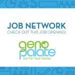 Image for the Tweet beginning: .@GenoPalate is #hiring a Senior