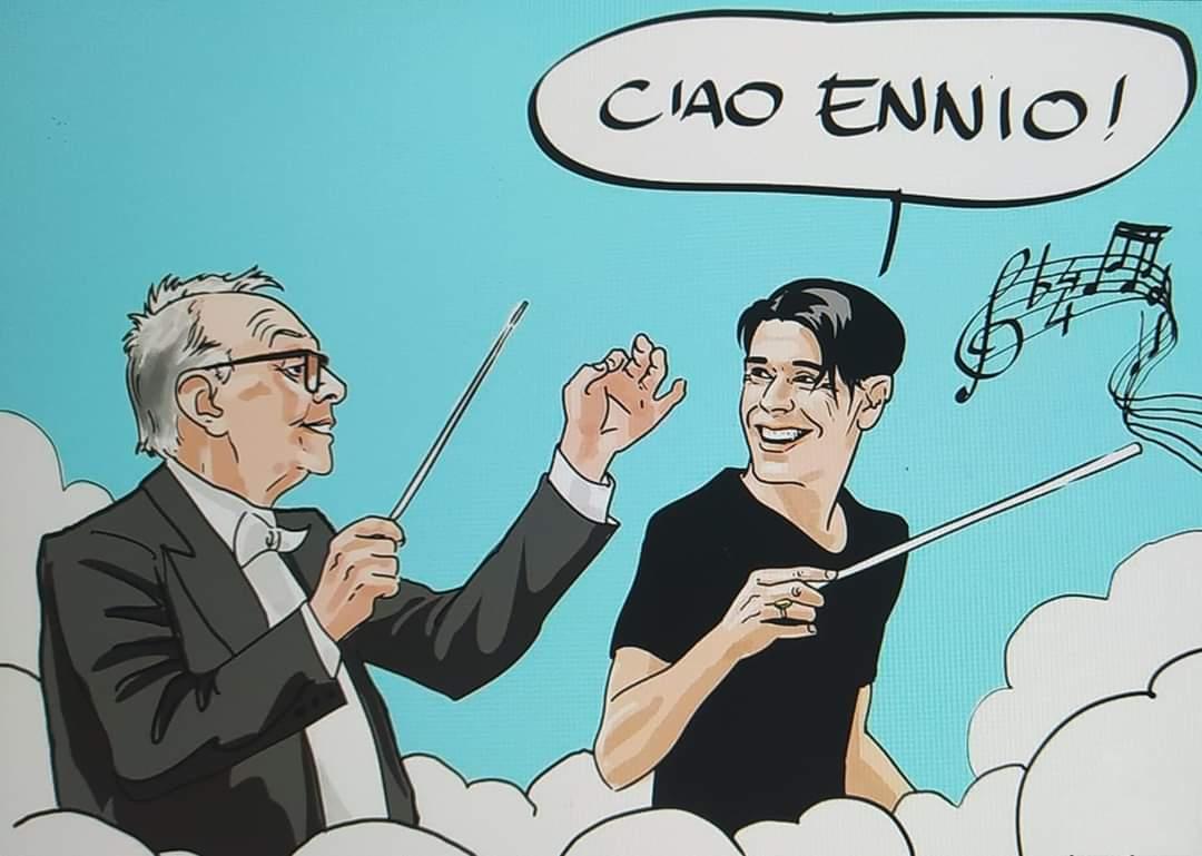 #EnnioMorricone