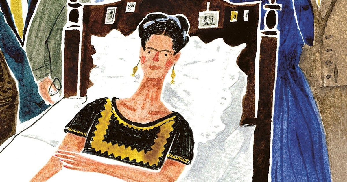 The illustrated illustrious life of Frida Kahlo, born on this day in 1907 brainpickings.org/2016/08/29/fri…