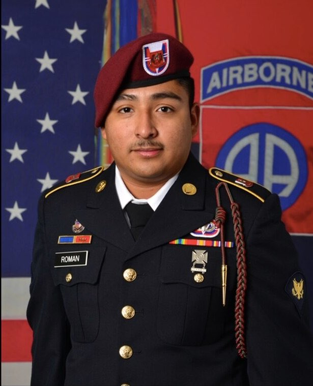Enrique Roman-Martinez was 21 years old from Chino, California. He was stationed at Fort Bragg, North Carolina. On May 29 his partial remains were found.   Please spread awareness and help his family get answers!!! <br>http://pic.twitter.com/itYdToD7G8