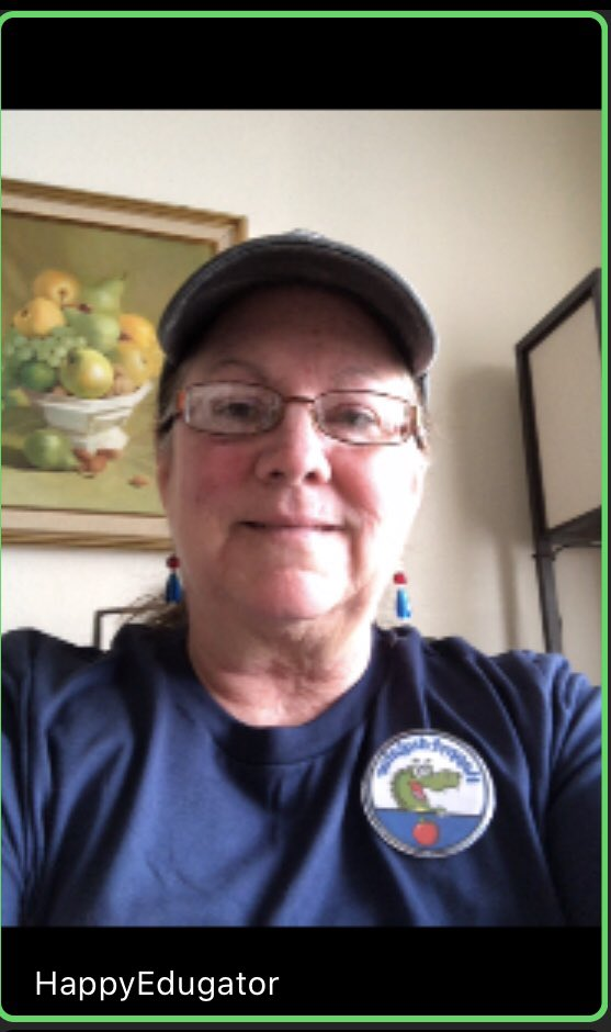 Attending the TPT virtual conference and catching up with a few old friends via Zoom. #tptforward2020 #tptevents #teacherspayteachers https://t.co/FAZiaIP9cD