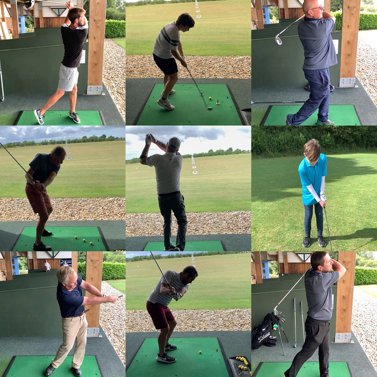 A great days coaching today @stow_golfcentre #golf #golflife #golfswing #golfstagram #golfcourse #golfcoaching#golfcoach #golflessons #golfpro #coaching #sport #fitness #health #exercise #mentalhealth #strength #power #speed #motivation #inspiration #dedication #learnpic.twitter.com/k1jkSXafWh