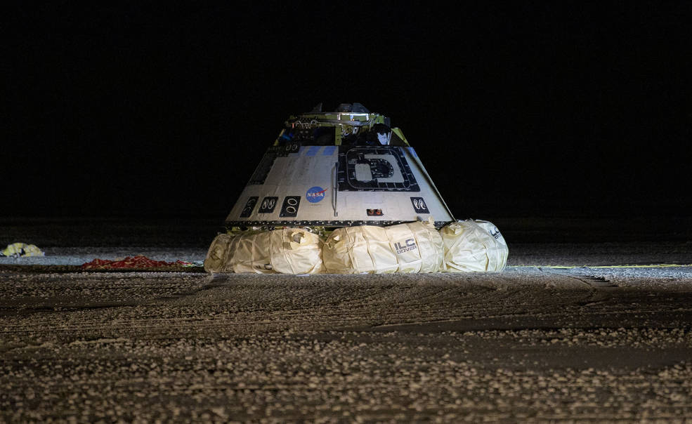Join me tomorrow at 2:30 PM ET for a discussion on the outcome of the High Visibility Close Call review of the December 2019 Orbital Flight Test of @BoeingSpace #Starliner spacecraft. https://t.co/fZXxpDUhgL https://t.co/UK9m0JvsTK