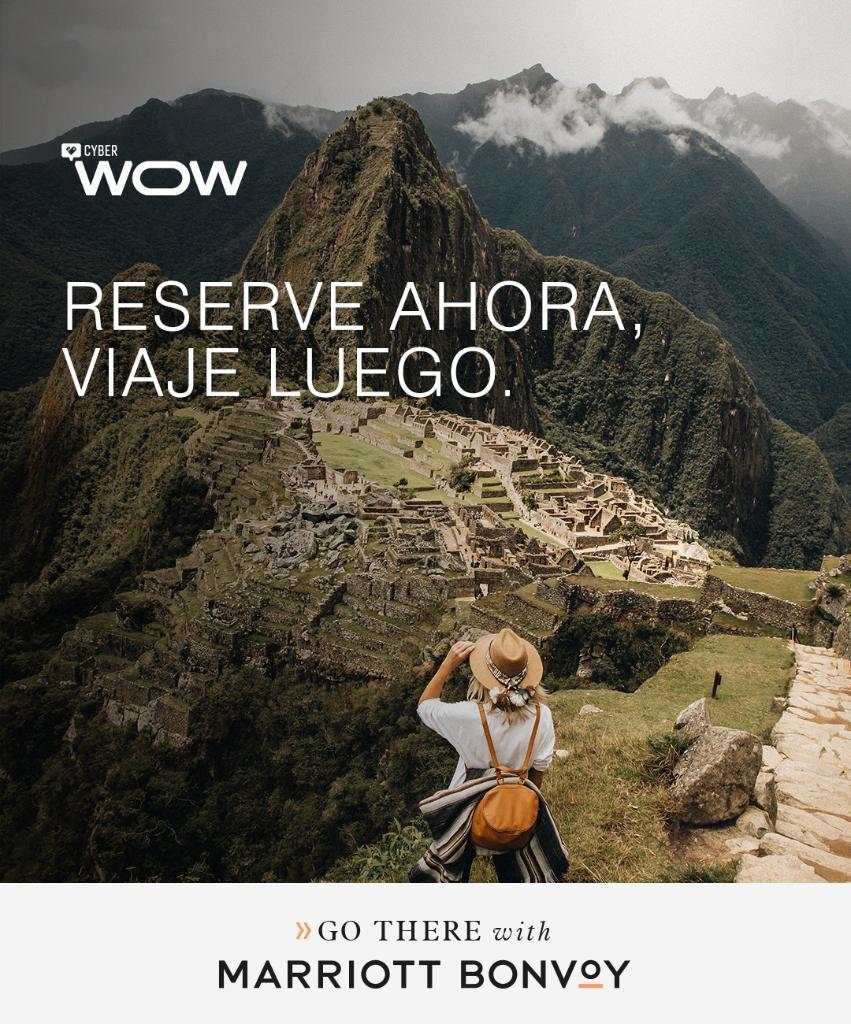 Reserva del 6 al 10 de julio para obtener tarifas especiales, incluyendo descuentos de hasta el 50% para viajes en Perú: https://t.co/34jT0suz8K. https://t.co/5pXrYBvP4s