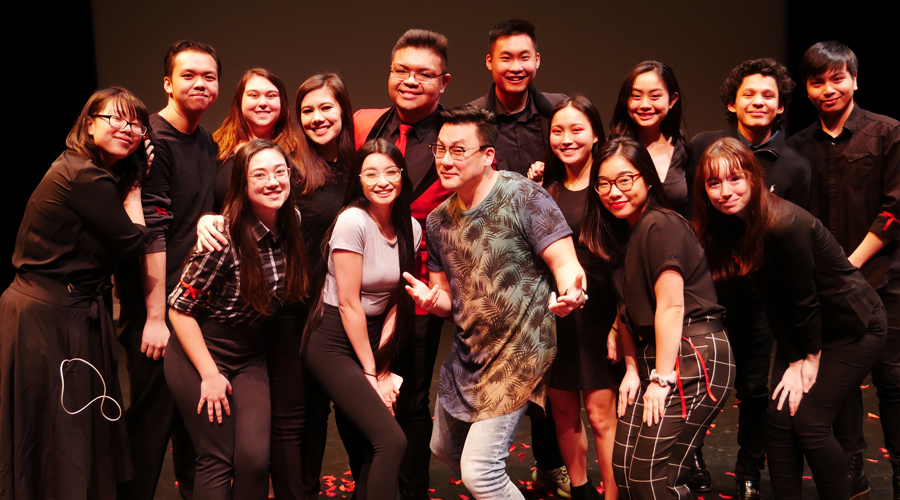 """Brandon's impact on Suffolk will be felt for years to come.  """"The executive board and I worked tirelessly to grow AAA from six members to 200+ Suffolk students. AAA is officially now the biggest cultural club on campus.""""   https://t.co/JlFw8WzmHP https://t.co/9htjQRhn1M"""