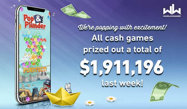 🎉Get in on the action too! Play games, win real money! 🎉  Download the WorldWinner app now: https://t.co/LR3oGrdnvA  or play on https://t.co/Zj5GolISuy  #play #win #cash #cashgames #cardgames #arcadegames #wordgames #strategygames #gameshowgames https://t.co/0oRBBOI2HB