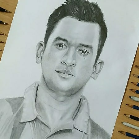 Drawing of Ms Dhoni  Time Lapse  Pencil Sketching  MSD Cool  HBD   Official YouTube Channel :- https://youtu.be/-LyAloNBKD0  #pencildrawing #msd #msdhoni #howtodrawMsdhoni #msdfans #hbd #pencilsketch #pencilart #portrait #portraitdrawing #portraitart #art #artist #love #portraitartistpic.twitter.com/tQHJaOU0Cr