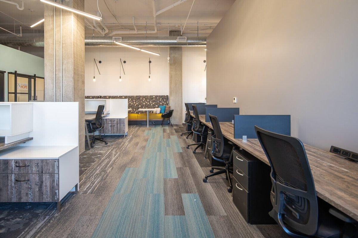 Where all your work dreams come true #friscotx #coworking #coworkingspace #futureofwork #dedicateddeskpic.twitter.com/CwP7rVgz1J