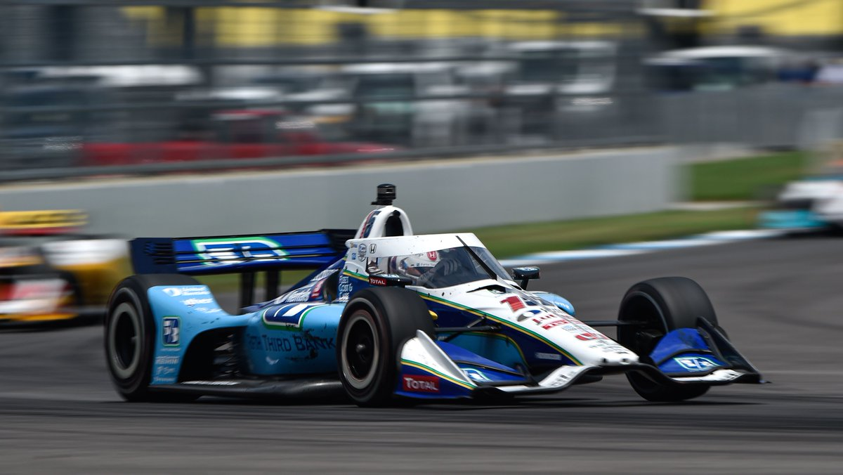 3 takeaways from the GMR Grand Prix: @GrahamRahal rebounds with runner-up finish. Read: bit.ly/2NYNGPQ #INDYCAR // #INDYGP