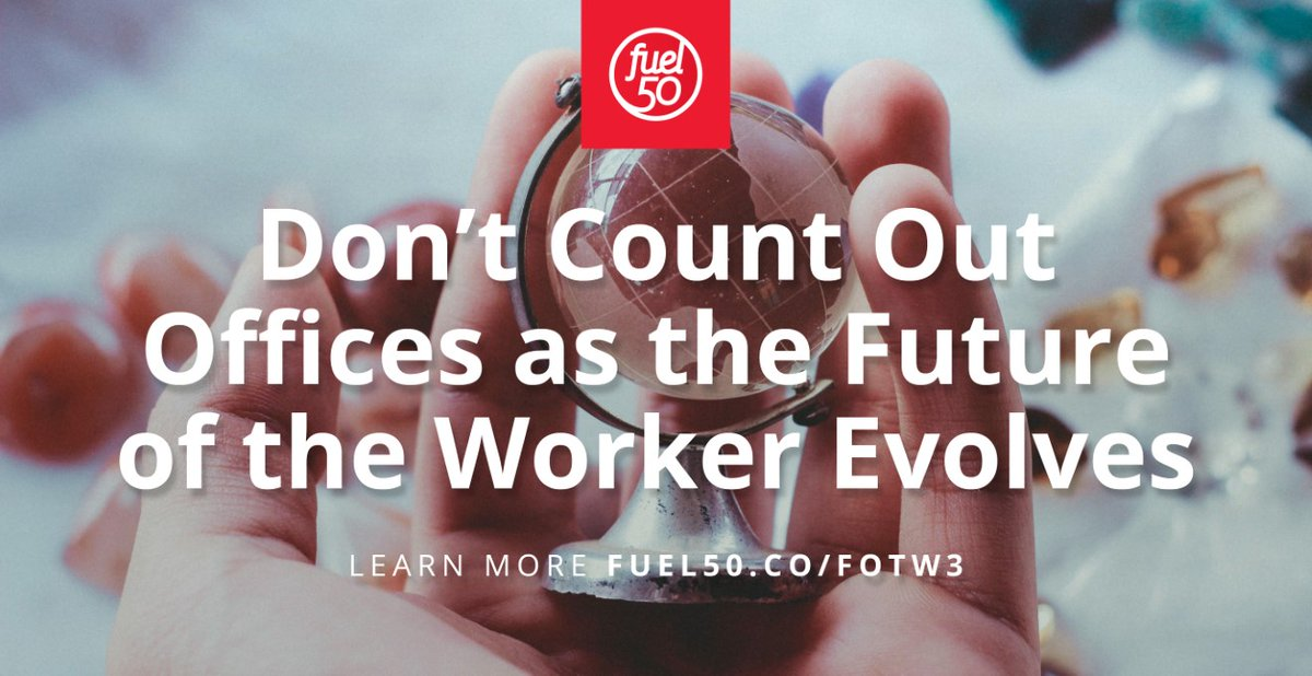 Remote work has increasingly become the norm but for many it isn't a suitable option. Great insights in this article by #Fuel50 into why the traditional office will always have a place in some form. #FutureOfWork #OfficeWorkplace   http://hrmfv.co/3a2ppic.twitter.com/nVlA3W0Rix