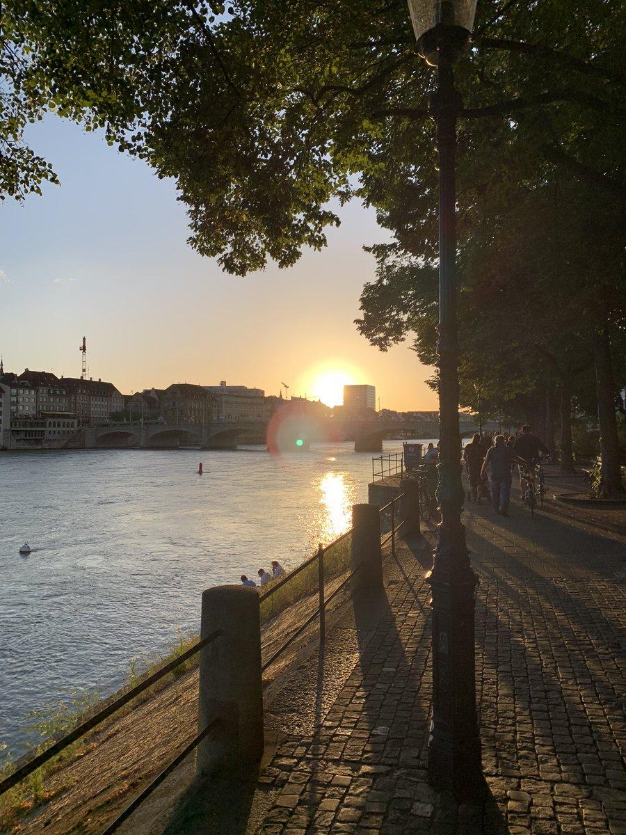 Basel im Sommer 2020 <br>http://pic.twitter.com/btKjm294Zi