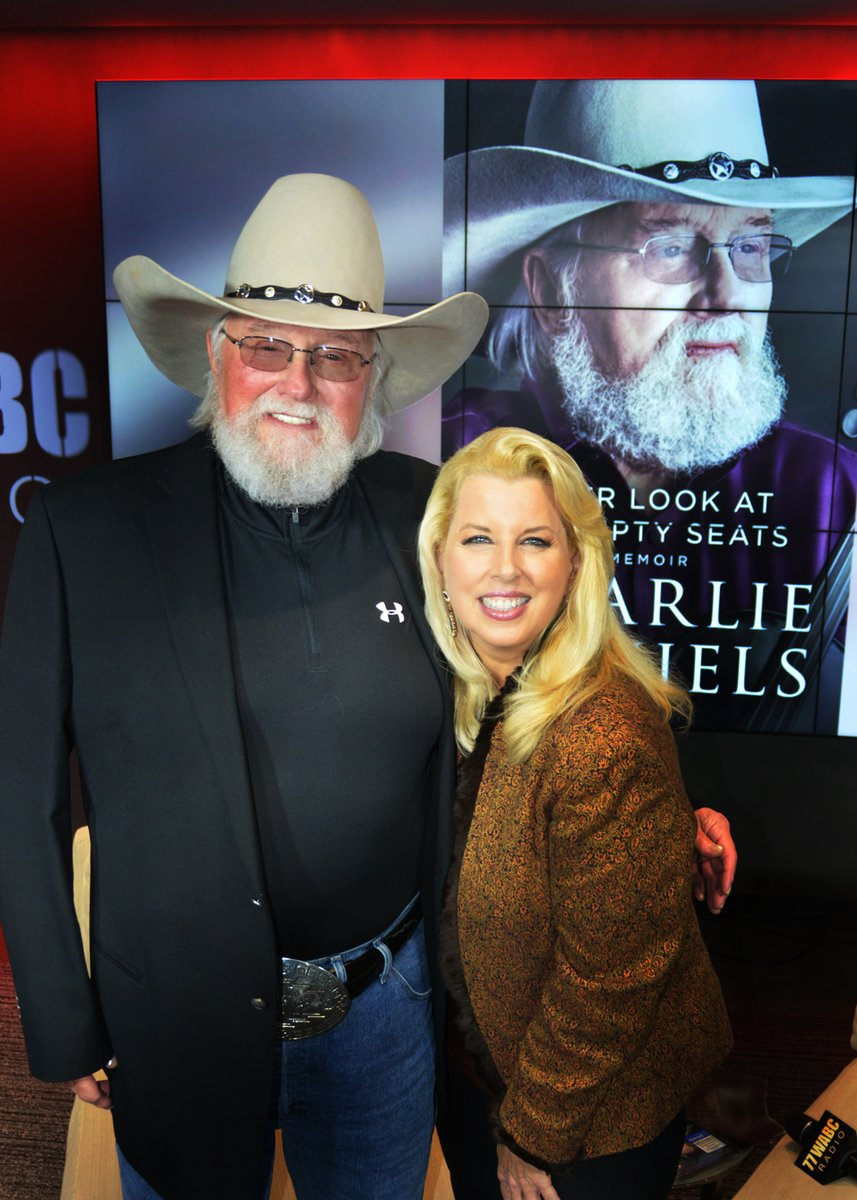 Heartbroken over the passing of country music superstar & my dear friend of many years the irreplaceable #CharlieDaniels. Beyond his incredible talent, he was an exceptional human being & stalwart supporter of our country & #veterans. Will miss you so much beloved @CharlieDaniels https://t.co/je2d5uju84