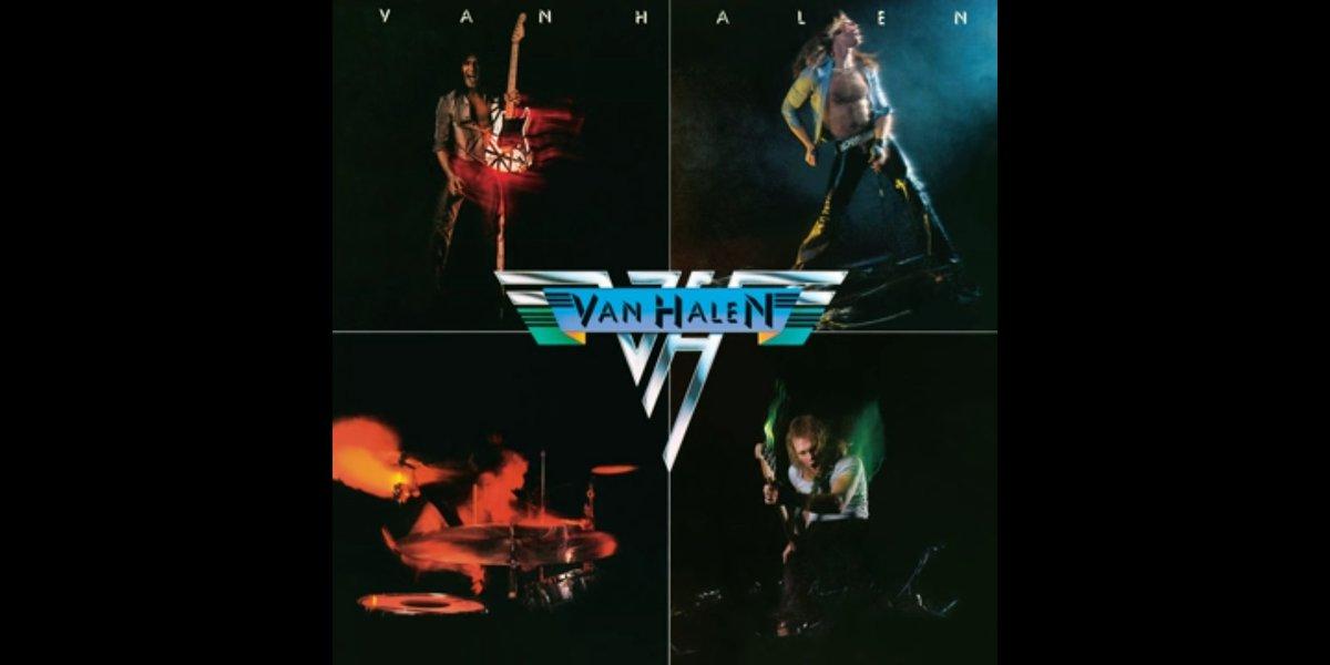 .  In the beginning was VanHalen  . <br>http://pic.twitter.com/lzGUybcYwT