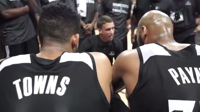 Special from the beginning.   Take a look back at @KarlTowns' 2015 @NBASummerLeague debut 👇 https://t.co/2Z5nLLoNy2