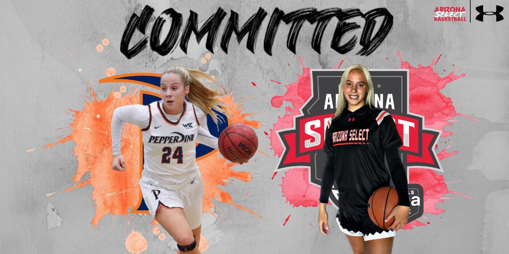🟥Commitment Alert⬛️  Congratulations to @allystedman4 on her commitment to @WavesHoops!   Ally will bring dynamic scoring to the beaches of Malibu and a tenacity on the defensive side of the ball @WCCsports! @AZSelectGirlsBB @AZSelectRecruit @GirlsUAA @UnderArmour https://t.co/ApJSCKicDt