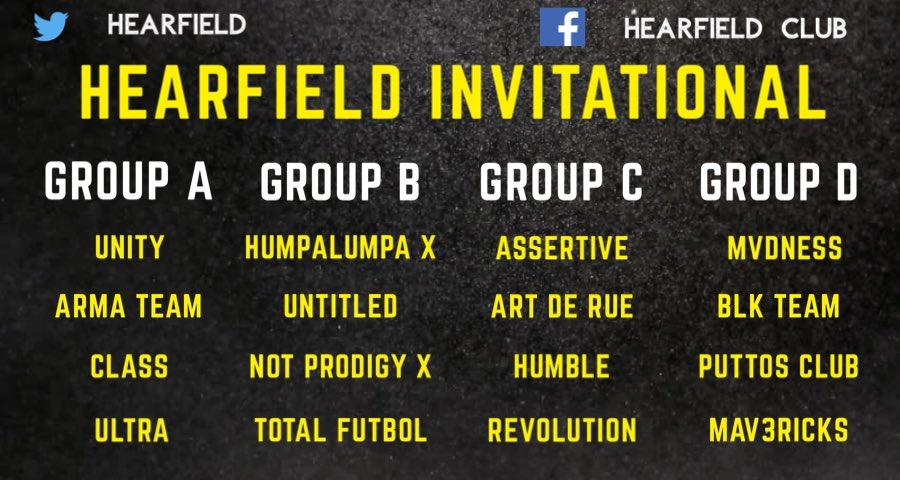 ¿TENEMOS FIFA? ¡¡TENEMOS FIFA!!  Comenzamos la fase de grupos del #TorneoHearfieldXbox 🆚 @MvdnessFIFA   👇🔴ESTAMOS EN DIRECTO🔴👇  🎥 https://t.co/VBMfzwNmfA  #MV3United 💙💛 https://t.co/v2L8muba3n
