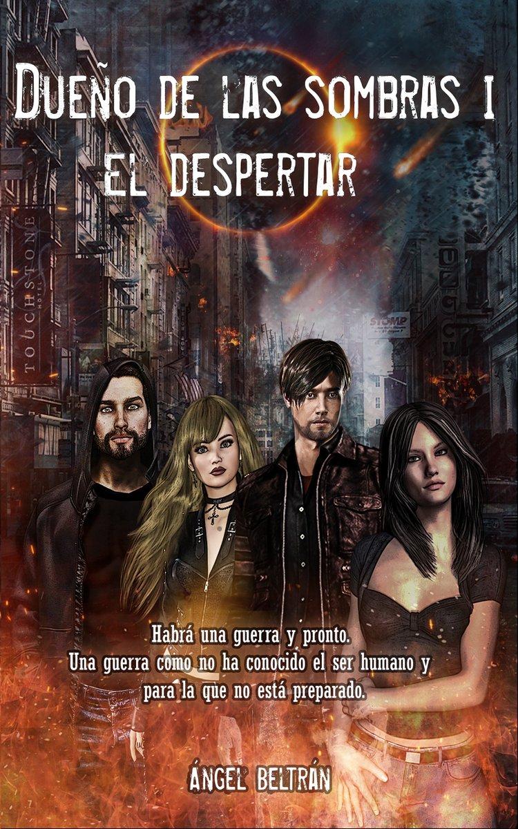 Ya disponible mi última #novela en #Amazon #gratis con #kindleunlimited     #fantastica #aventuras #accion #terror #YoMeQuedoEnCasa  https://t.co/PZY2F0FVLm https://t.co/TZNyjtjeHX