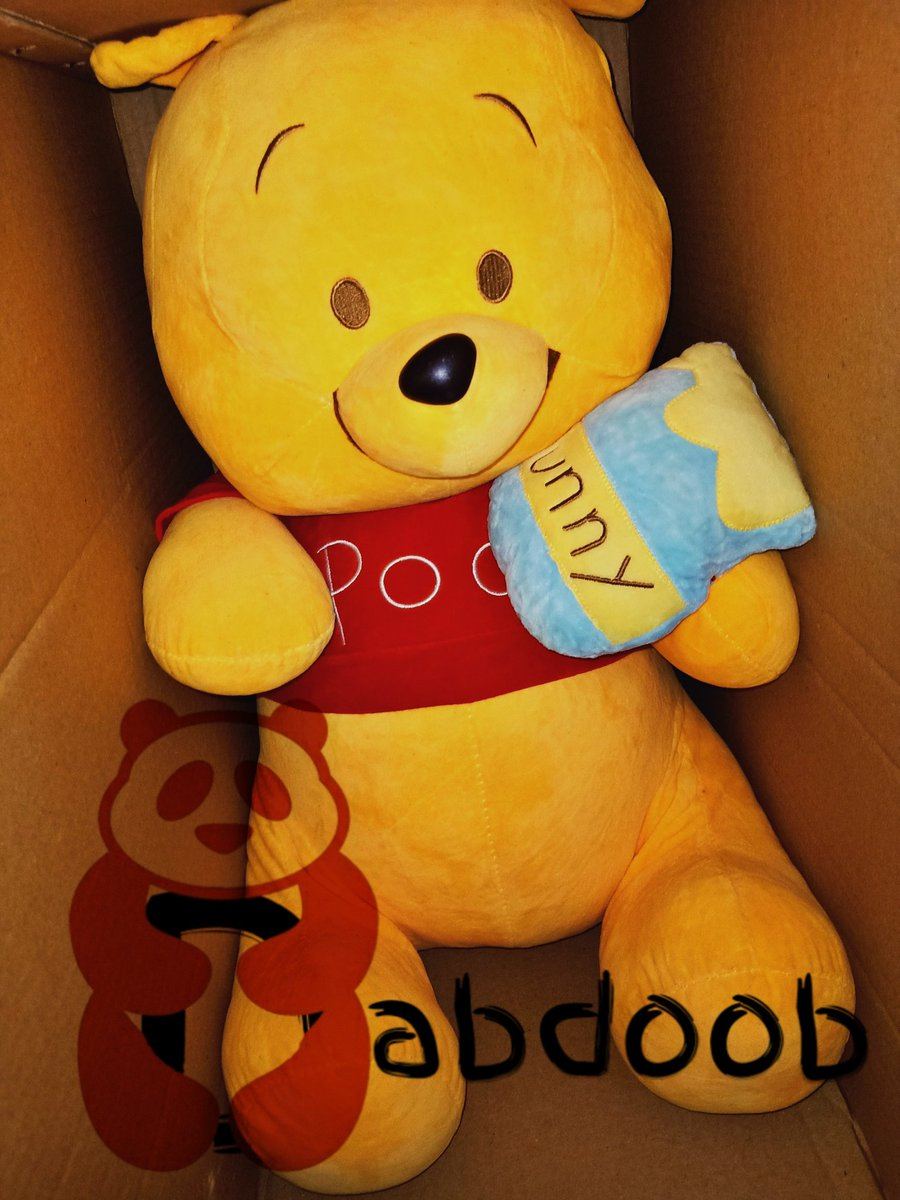 Big&Small Winnie the pooh 🍯🍯❤️ Available now🔥 #winniethepooh #bears #loverbear #gift #dabdoob