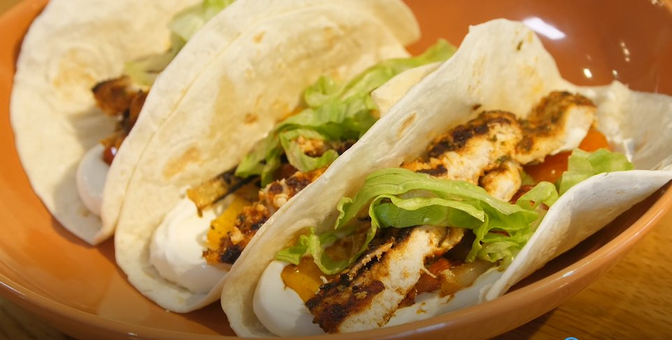 You don't have to wait until Tuesday for Tacos! Try this BBQ'd Turkey Breast Tex Mex style recipe created by @ChefGarnierJ  Taco bout flavour! #ThinkTurkey Get the recipe here: https://t.co/NXyoWBwypX https://t.co/UiblWgImMJ