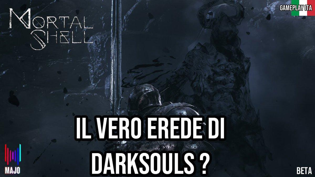Il vero erede di #DarkSouls ? #MortalShell é in #open #beta e ti aspetta su #epicgamesstore #epicgames #soulslike #videogames #nerdy #gameplay #youtubepic.twitter.com/rSBXNRTgJI