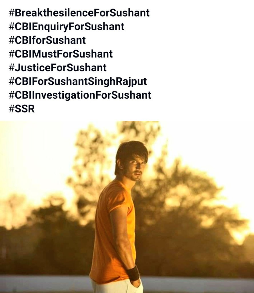 "@AmitShah @CMOMaharashtra @narendramodi @PMOIndia #SushantSinghRajput #THE WHOLE WORLD IS WAITING TO FIND OUT THE TRUTH - WHY HAS NO ""CELEBRITY"", MP, PERSON OF POWER"" ASKED FOR AN INQUIRY???  SHAME ON YOU No matter how much we ask  justice for Sushant's murder, nothing wll hapen https://t.co/q0LFfiGRBU"