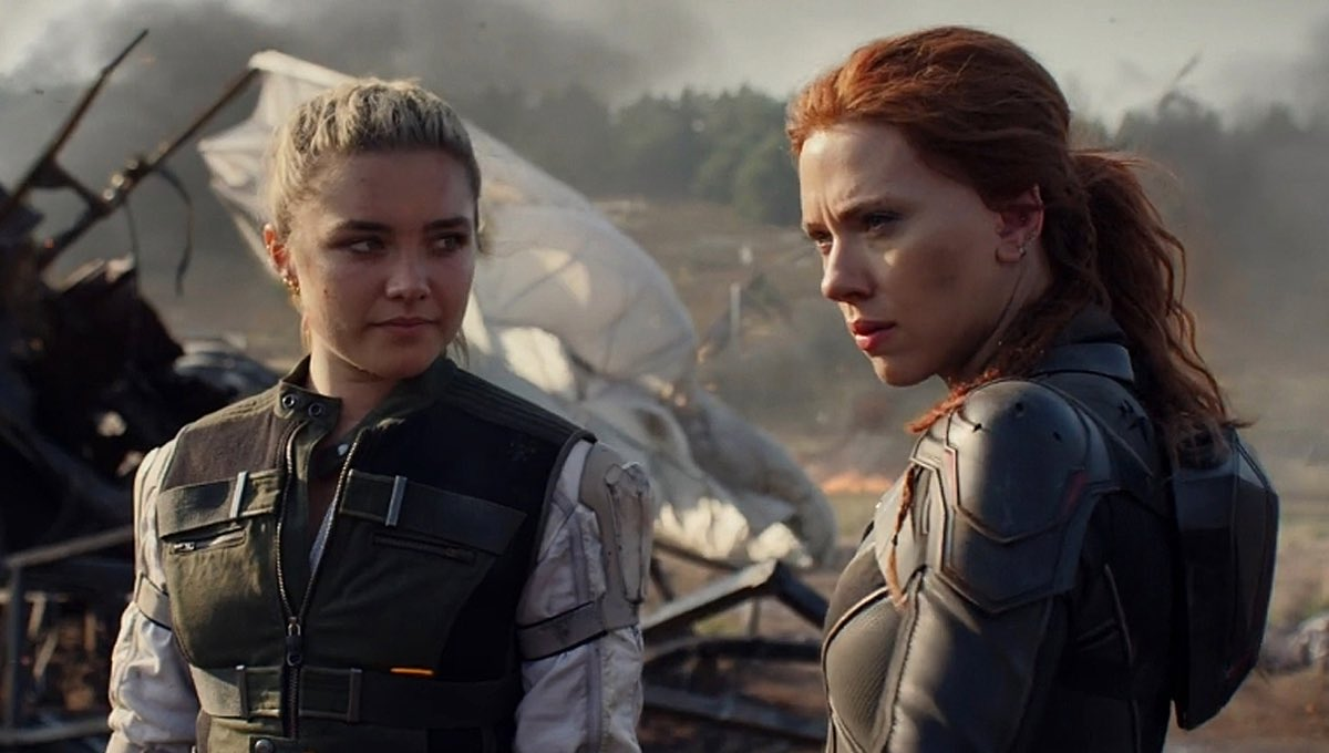 Florence Pugh will reportedly take over as the next #BlackWidow in the Marvel Cinematic Universe following the upcoming movie.  (via @empiremagazine) https://t.co/YU8Q0kvq8K