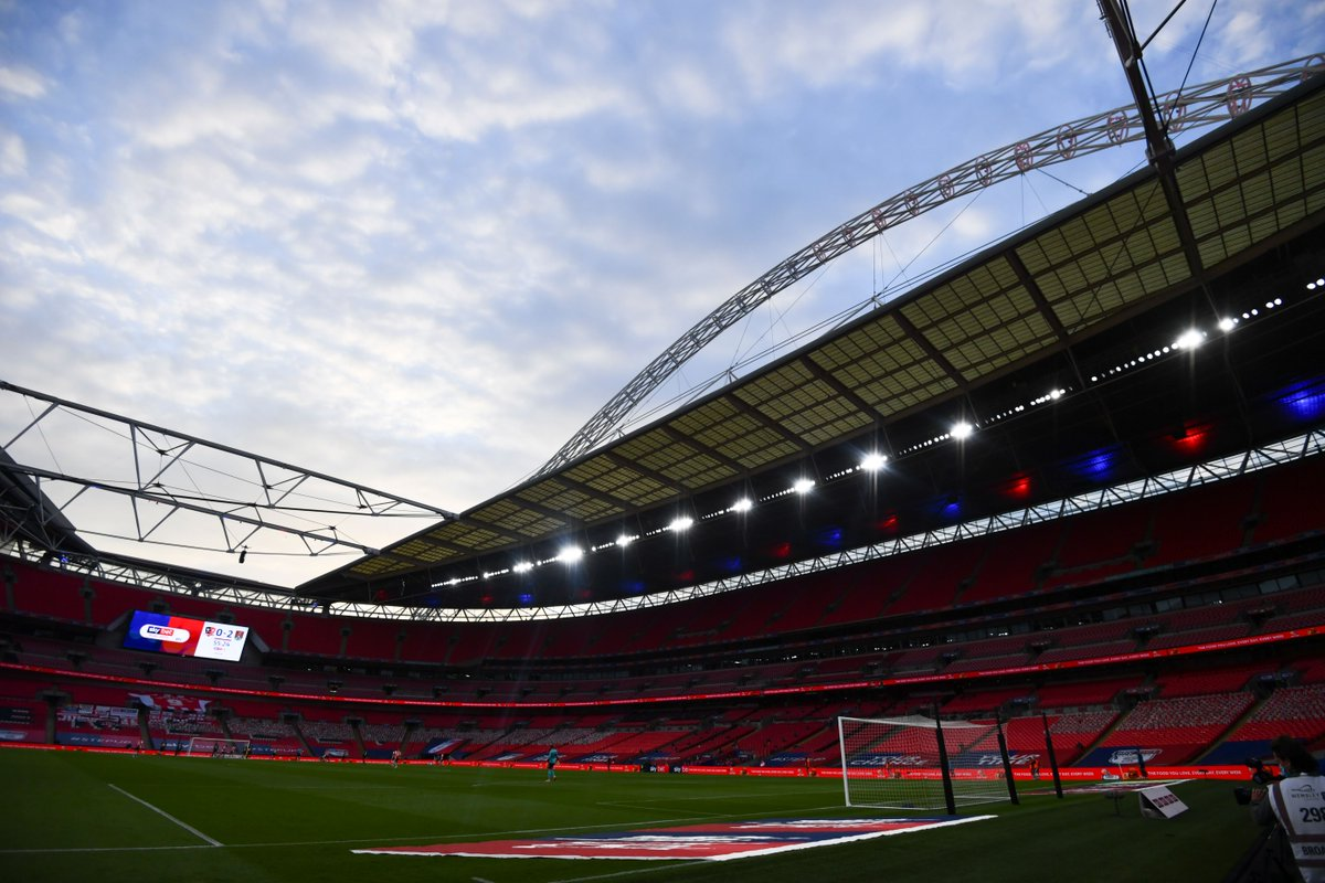 We'll play Oxford United in the League 1 Play-Off Final on Monday 13th July, k.o. 7.30pm.  Hello again, old friend! https://t.co/euV5NzjTkt