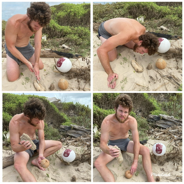 @tomhanks Hey Tom, How did we do? #castaway #castaway2 #QuarantineLife https://t.co/eBwGEqsHN9