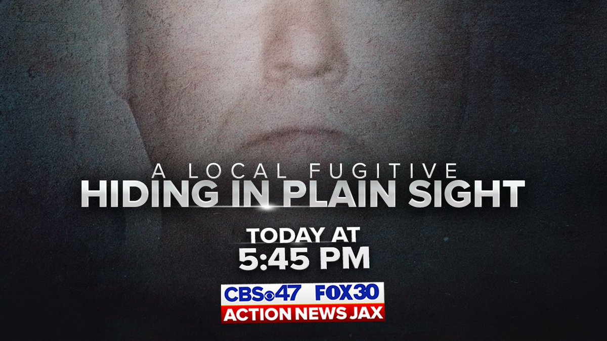 """A local sheriff says a """"child predator"""" could be hiding in plain sight and @ActionNewsJax @PaigeANjax  reveals clues that may help find him. 