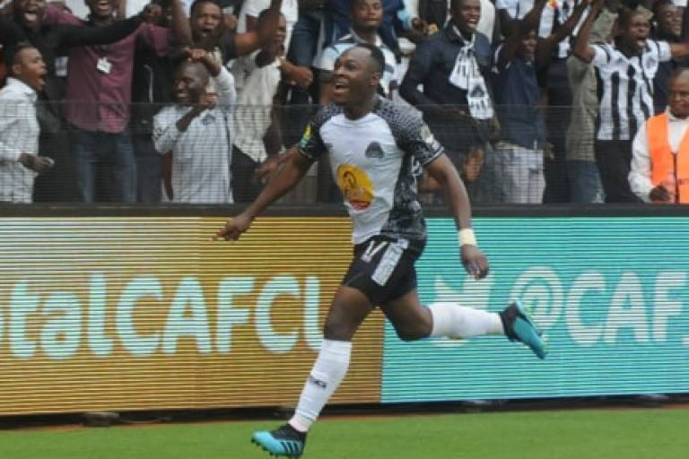 French club, Lens have been termed as disrespectful, after making a €100,000 loan bid for Jackson Muleka with an option to buy of €300,000. TP Mazembe rejected a $2.5 million offer from Al Ahly for him. He is the current Congolese League and CAF Champions League Top Scorer.