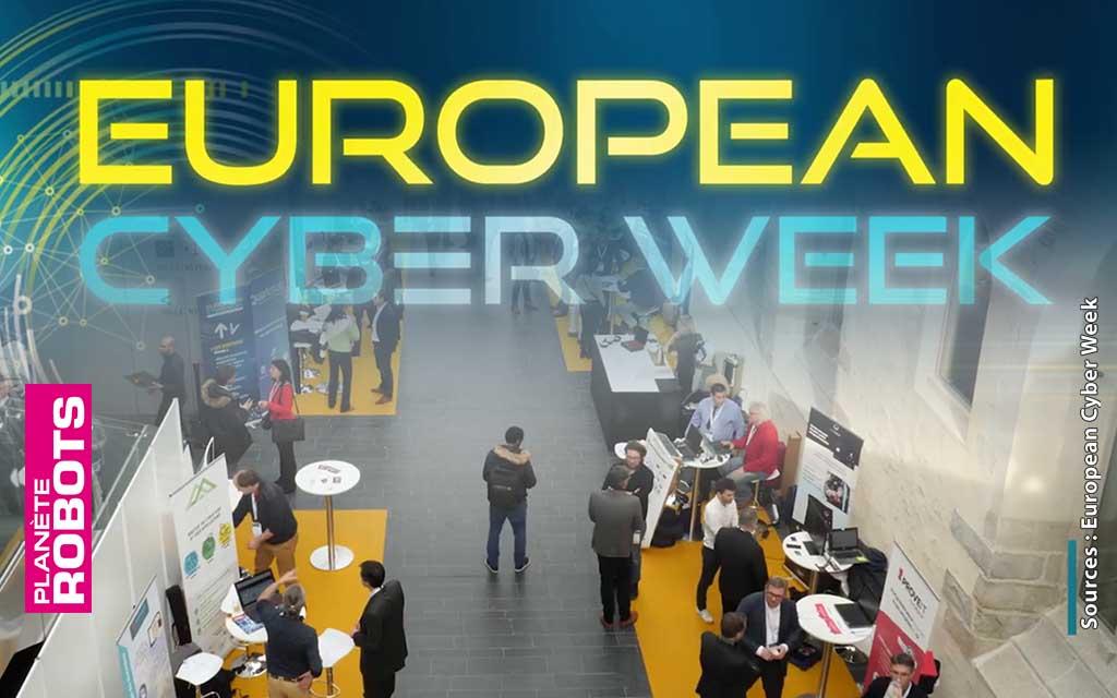 Se tiendra à Rennes en novembre 2020 la deuxième conférence de l'I.A. pour la Défense Dans le cadre de la cinquièmeEuropeanCyberWeeket de la 26e conférenceC&ESAR, se tiendra la deuxième confére... https://t.co/rrNuvXtX1P - Planète Robots