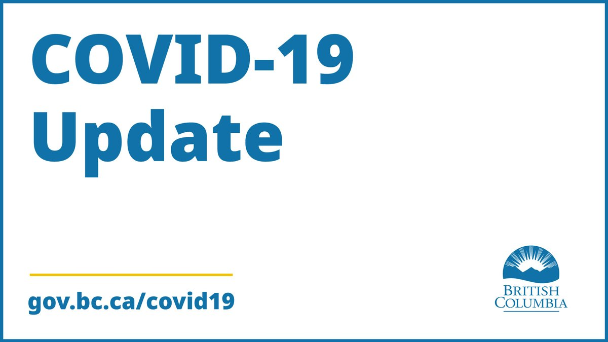 Bc Government News On Twitter Provincial Health Officer Dr Bonnie Henry And Minister Of Health Adrian Dix Will Deliver An Update On Covid 19 In Bc At 3pm Pdt Watch Live On Twitter