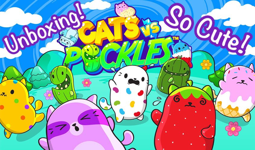 https://t.co/zW7MDTeXVw cute new video! #catsvspickles #youtube #cats #pickles #toys #review #MondayFunday #app #game #play #kawaii #adorable #cat #thedollcircle #freeproduct https://t.co/gFOqmePjPl