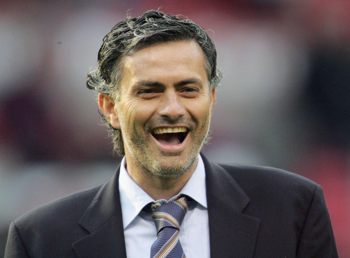 200 Premier League wins for Jose Mourinho 👊 https://t.co/KOg4qpom2z