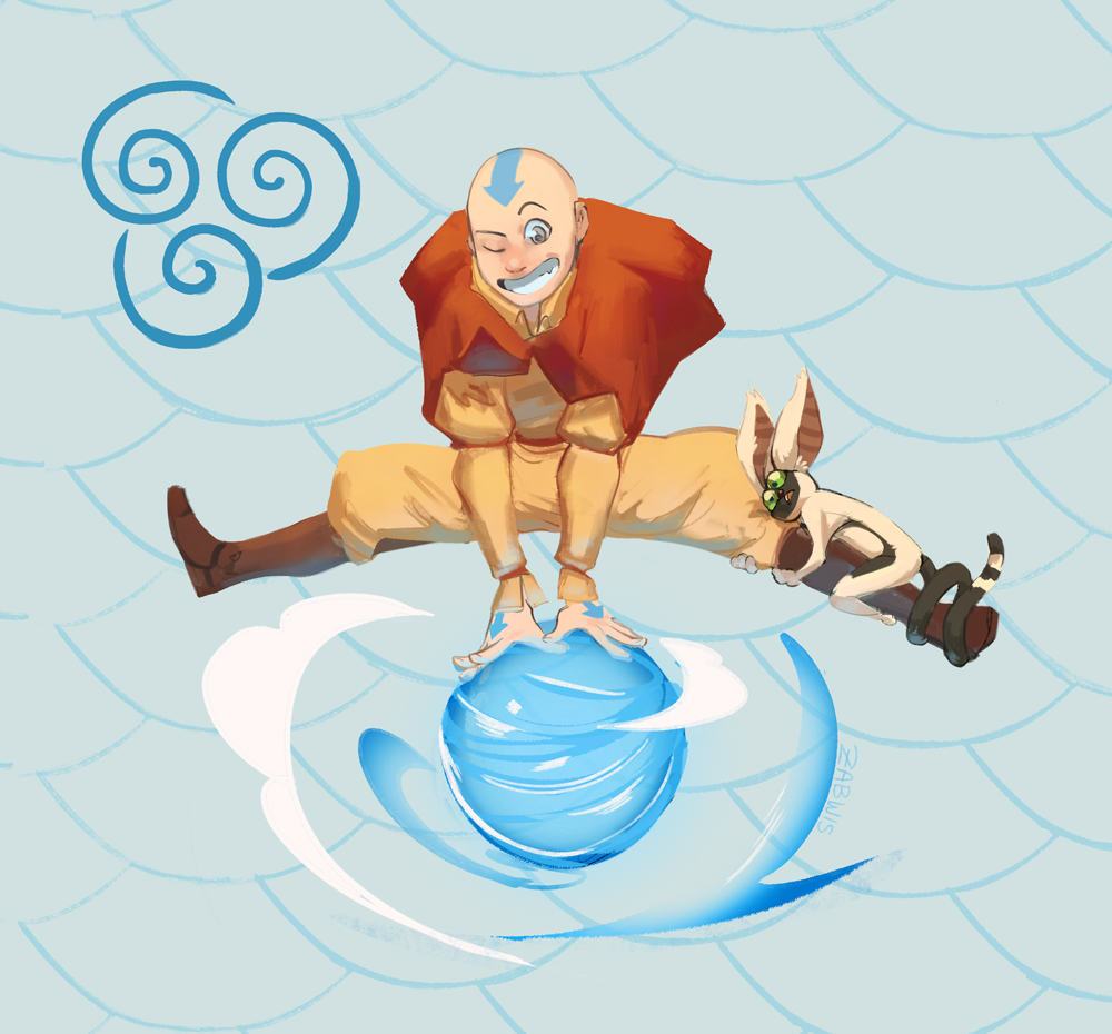 almost done with my #AvatarTheLastAirbender rewatch. to this day i still adore aang https://t.co/w4jucBg7Ht