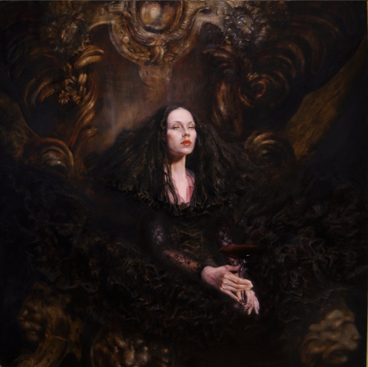 vampire countess who bathed in blood - HD1200×1197