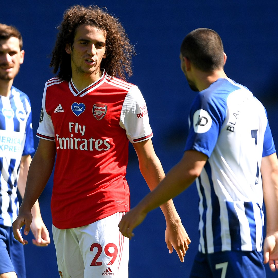 Arsenal are ready to let Matteo Guendouzi leave this summer and he has been training on his own since June 20, reports @David_Ornstein https://t.co/x9FNpqGBX2