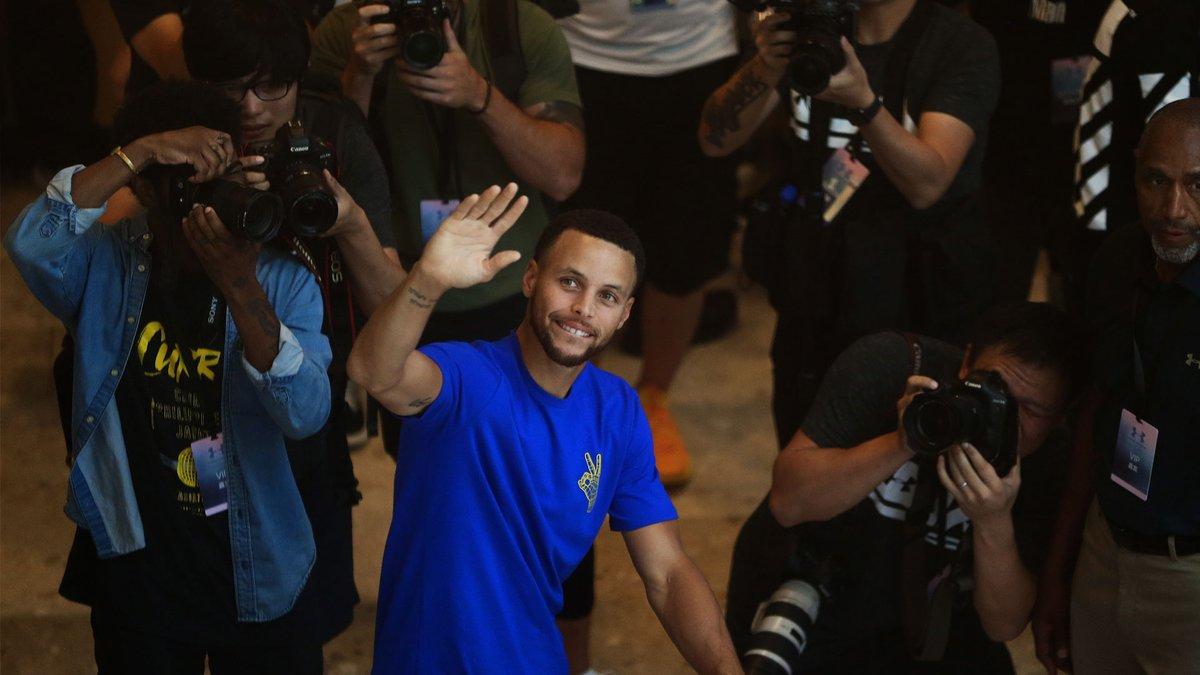How Steph Curry, Warriors' brand continue to make huge global impact https://t.co/jXtSqdFqTO https://t.co/Bq4baEEZve