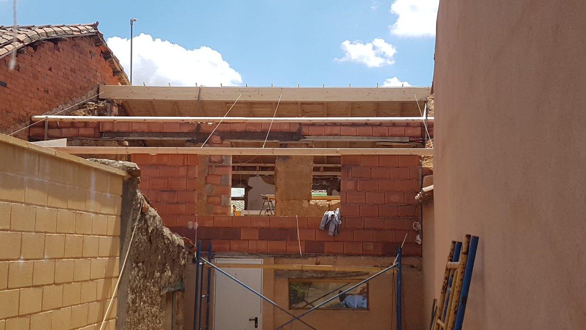 Muros de tejado