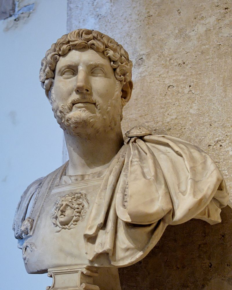 """History records Hadrian as one of the """"five great emperors"""" of Rome. He was deeply moved by #Stoic philosophy and was an exceptional military commander. How does your leadership compare?  https://t.co/ekGgBVZwkf #Stoicism #PME #MilTwitter #MilSocialMedia #Roman #Philosophy https://t.co/ajdlavs6a2"""