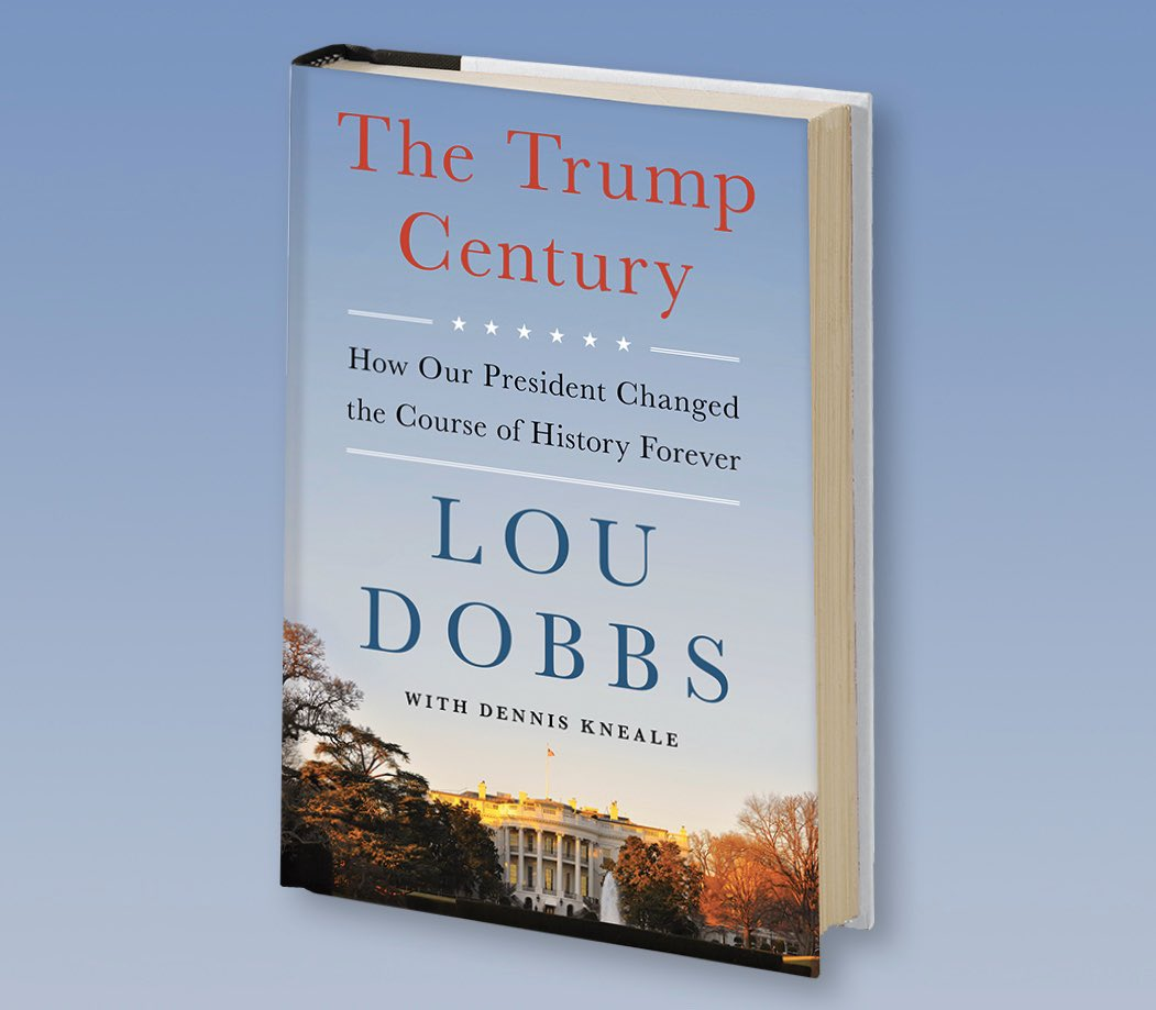 Available for pre-order now! #MAGA #AmericaFirst thetrumpcentury.com