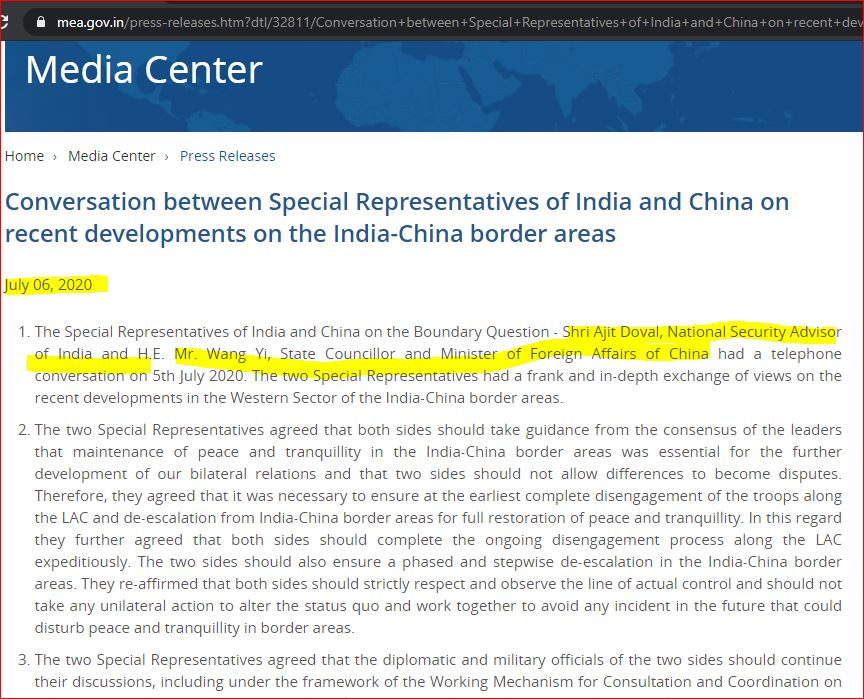 @narendramodi #5Qs 876th set Sir Wud #LAC disengagement lead to time-bound border pact Any contrast between #Chinese & MEA releases? What led to #PLA moving back: Ur #Leh speech/ #India's #walletpower/#USA 's stand Are U overwhelmed by TV Channels' coverage Wud #ChineseAppsBan go https://t.co/WI2d6Aowk2